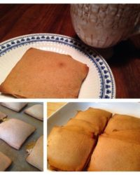 Autoimmune Friendly Paleo pop tarts!!